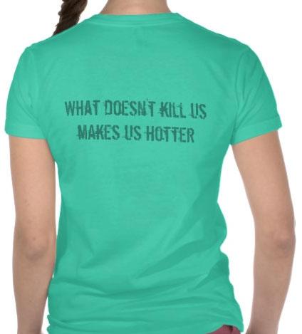 t shirt cool inside ce qui ne ne nous tue pas