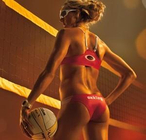 des fesses olympiques